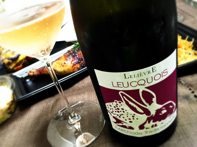 Leucquois Methode Traditionnelle Domaine Lelievre
